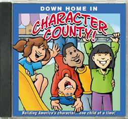 Down Home in Character County CD