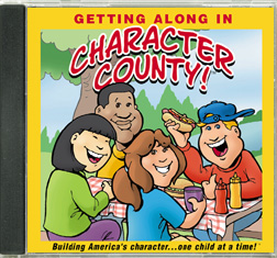 Getting Along in Character County CD