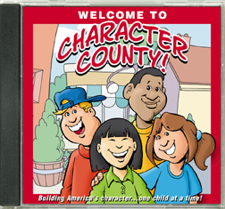 Welcome to Character County CD